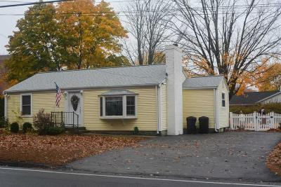 Westborough Single Family Home For Sale: 165 Lyman Street