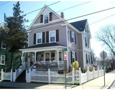 Malden Multi Family Home Price Changed: 95-97 Mills St