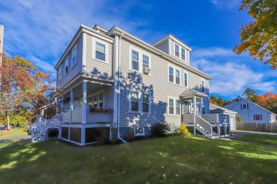 Danvers Condo/Townhouse Contingent: 21 Brookside Ave #3