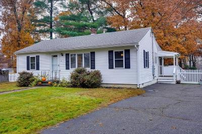 Burlington Single Family Home Contingent: 16 Rahway Rd