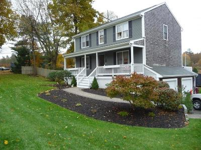 Middleboro Single Family Home For Sale: 4 Pilgrim Xing