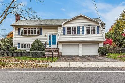 Belmont Single Family Home Back On Market: 290 Cross Street