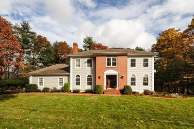 Easton Single Family Home For Sale: 23 Cornerstone Dr