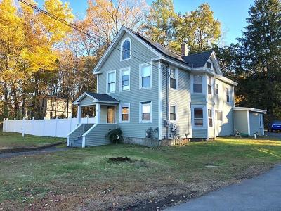 Andover Single Family Home For Sale: 12 River Rd