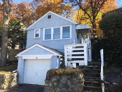 Waltham Single Family Home Under Agreement: 164 Princeton Avenue