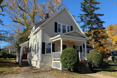 Lowell Single Family Home For Sale: 16 Wetherbee Ave