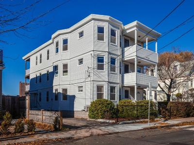Cambridge Multi Family Home For Sale: 153 Sherman St