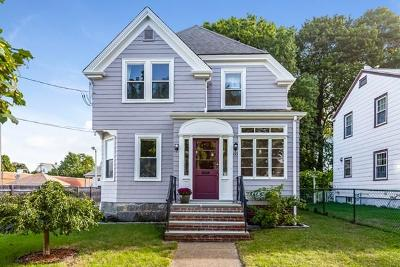 Quincy Single Family Home Contingent: 60 Goddard St