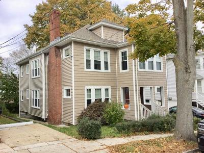 Watertown Multi Family Home Contingent: 15-17 Hardy Ave