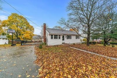 Holbrook Single Family Home Under Agreement: 11 Worcester Pl