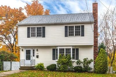 MA-Suffolk County Single Family Home For Sale: 238 Temple St