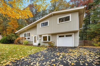 Framingham Single Family Home Under Agreement: 22 Spring Ln