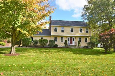 Franklin Single Family Home Contingent: 21 Wampanoag Drive