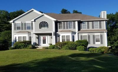 North Andover Single Family Home For Sale: 244 Webster Woods Ln