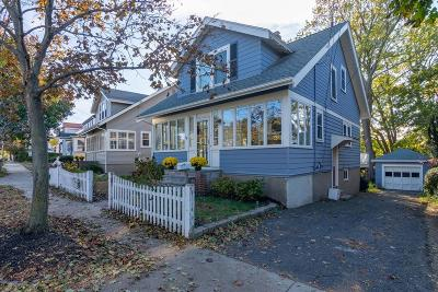 Quincy Single Family Home Contingent: 17 Ditmar Street