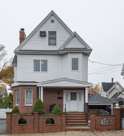 Everett Single Family Home Sold: 48 Dean St