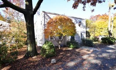 Cambridge Single Family Home Under Agreement: 16 Brattle Circle