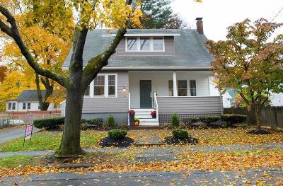 Danvers Single Family Home For Sale: 55 Park Street
