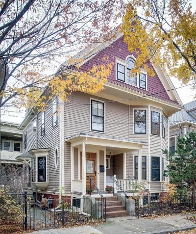 Somerville Single Family Home For Sale: 61 Preston Rd