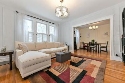 Brookline Condo/Townhouse For Sale: 143 Babcock St #2