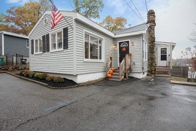 Billerica Single Family Home Under Agreement: 69 Marshall St.