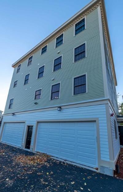 Somerville Condo/Townhouse For Sale: 10 Allen Ct. #1