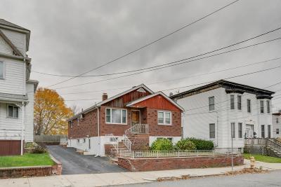 Revere Single Family Home Under Agreement: 143 Crescent Ave