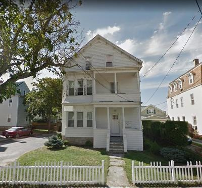 Fall River Multi Family Home For Sale: 709 2nd St