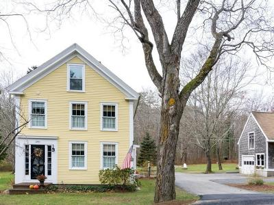 Norwell Single Family Home Price Changed: 290 River St