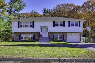 Burlington Single Family Home Under Agreement: 3 Radcliff St