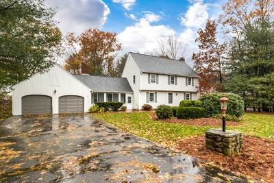 North Andover Single Family Home Sold: 79 Blueberry Hill Ln