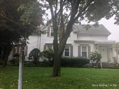Plymouth Multi Family Home For Sale: 23 Castle St