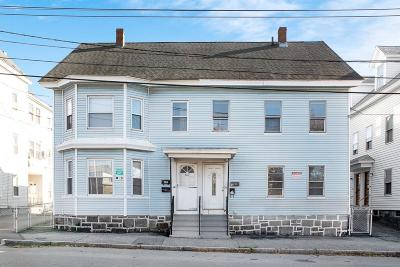 Lowell Single Family Home For Sale: 864 Central Street