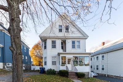 MA-Suffolk County Multi Family Home For Sale: 51 Aldrich