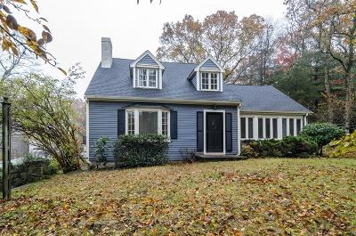 Medway Single Family Home Under Agreement: 2 Hill Street