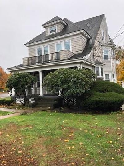 Rockland Multi Family Home For Sale: 215 Market Street