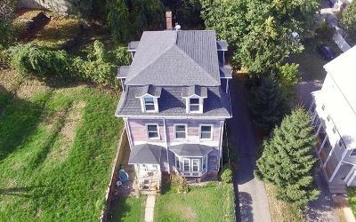 Somerville Multi Family Home Under Agreement: 35 Hamlet Street