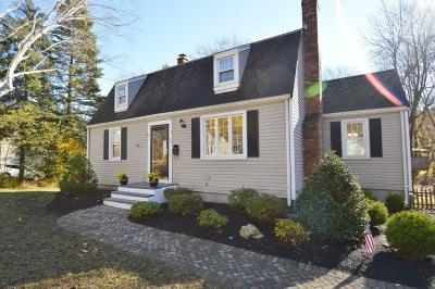 Marlborough Single Family Home For Sale: 39 Kings Grant Rd