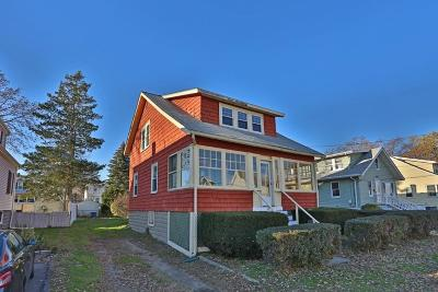 Saugus Single Family Home Under Agreement: 25 Dustin St