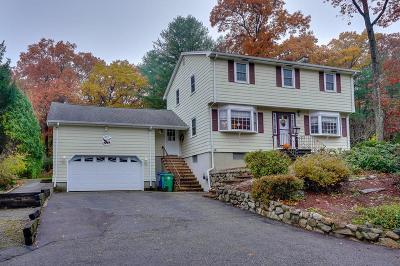 Burlington Single Family Home Under Agreement: 15 Hart St