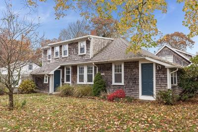MA-Barnstable County Single Family Home For Sale: 150 Gifford Street