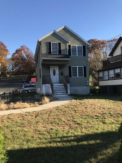 Malden Single Family Home Sold: 537 Broadway