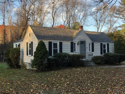 Natick Single Family Home For Sale: 36 Pine Street