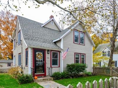 Easton Single Family Home For Sale: 15 Columbus Avenue
