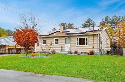 Ludlow Single Family Home Contingent: 50 Holy Cross Circle