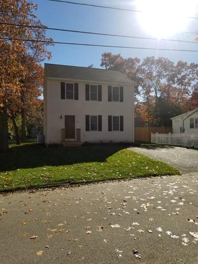 Single Family Home Sold: 108 Cape Cod Ave