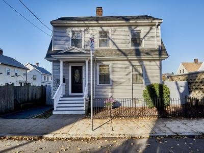 Single Family Home Under Agreement: 11 Montcalm Ave