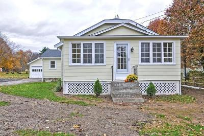 MA-Norfolk County Single Family Home For Sale: 272 Village Street