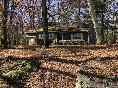 Holliston Single Family Home Under Agreement: 54 Cedar St