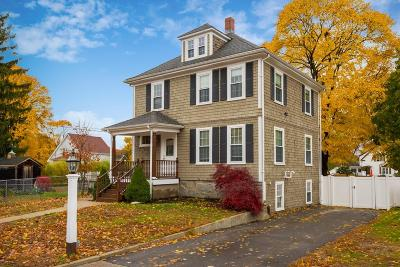 Rockland Single Family Home For Sale: 37 Blossom St